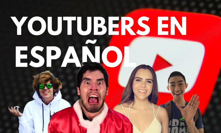 top youtubers en español