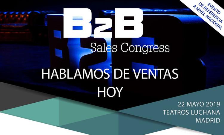 b2b sales congress