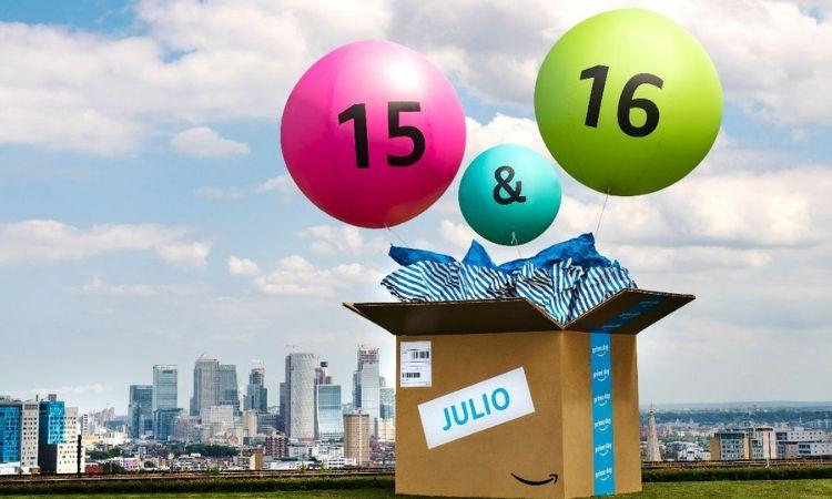 Amazon Prime Day 2019 durará por primera vez dos días: 15 y 16 de julio
