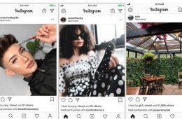 Instagram lanza oficialmente los Branded Content Ads para todos los anunciantes