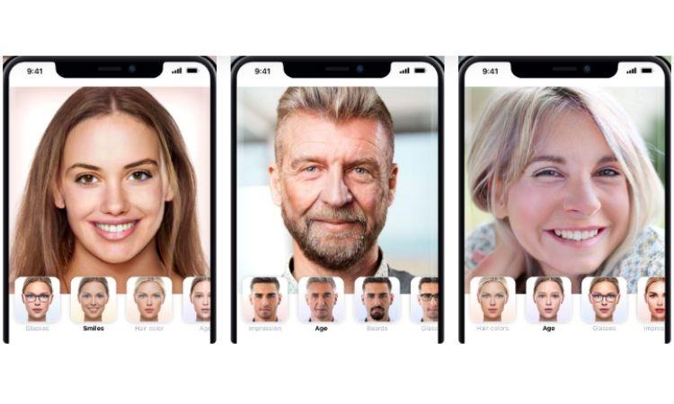 Los clones de la polémica Faceapp se apoderan de los rankings de descargas de apps