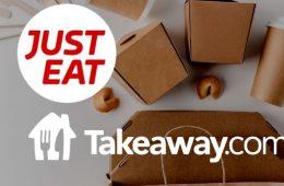 Just Eat Takeaway.com: los dos gigantes se alían para crear la mayor empresa de reparto de comida del mundo