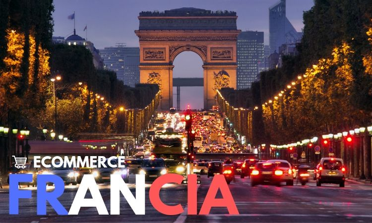 ECOMMERCE EN FRANCIA