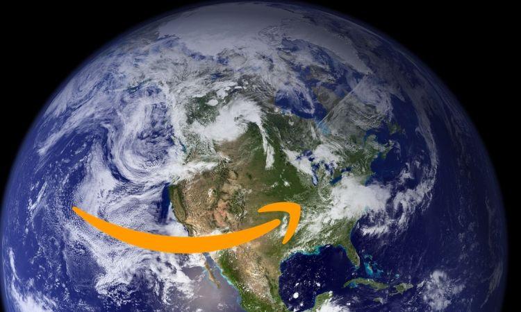 en qué países vende amazon