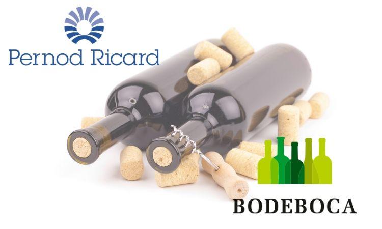Pernod Ricard compra Bodeboca, un año después de hacerse con el control de Uvinum