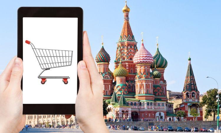 Radiografía del eCommerce en Rusia: su mercado online es menos de la mitad que el español