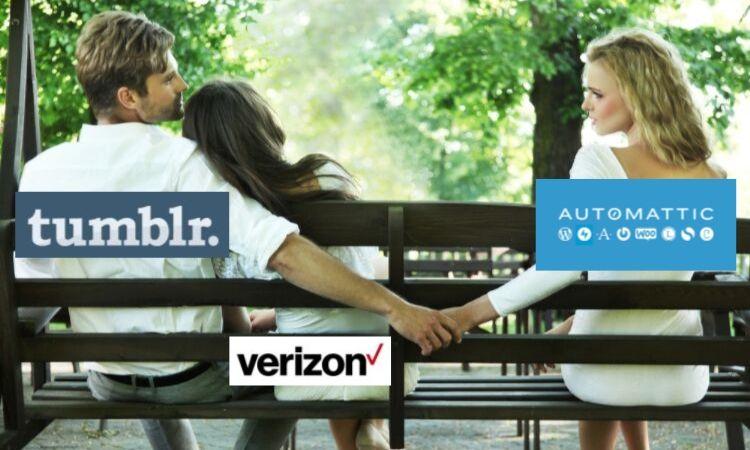 Automattic compra Tumblr a Verizon