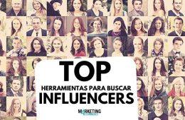 herramientas para buscar influencers