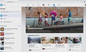 Facebook lanza un nuevo diseño más sencillo para su versión de escritorio