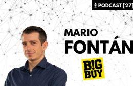 Mario Fontán (BigBuy) dropshipping