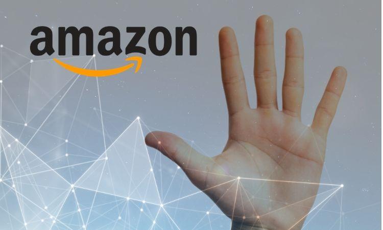 Pagar con la mano... y sin dinero: la inesperada apuesta de Amazon por la identificación biométrica