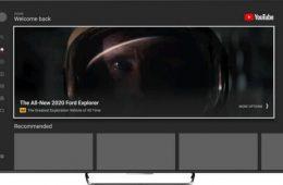 YouTube lleva sus masthead ads a las smart TVs