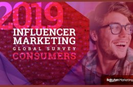 Cómo hacemos marketing de influencers (Rakuten, 2019)