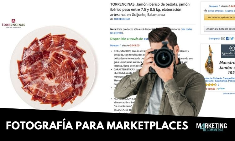 FOTOGRAFÍA PARA MARKETPLACES