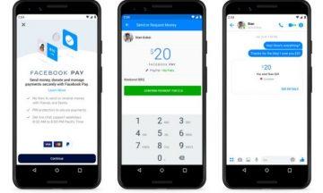 Facebook Pay se lanza en EEUU: así funciona el nuevo medio para pagar en Facebook, Instagram y Messenger