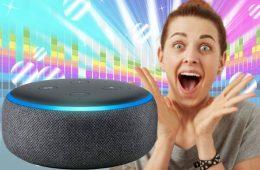 El asistente Alexa de Amazon ya puede emocionarse