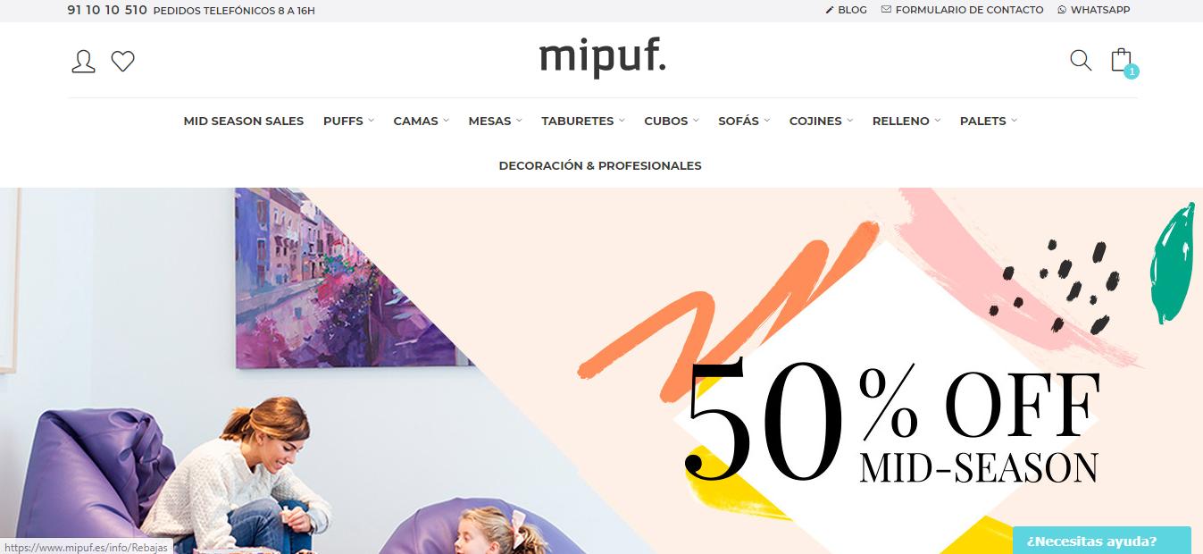 Mipuf Home