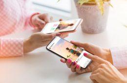 El 84% de las publicaciones de pago en Instagram las hacen mujeres