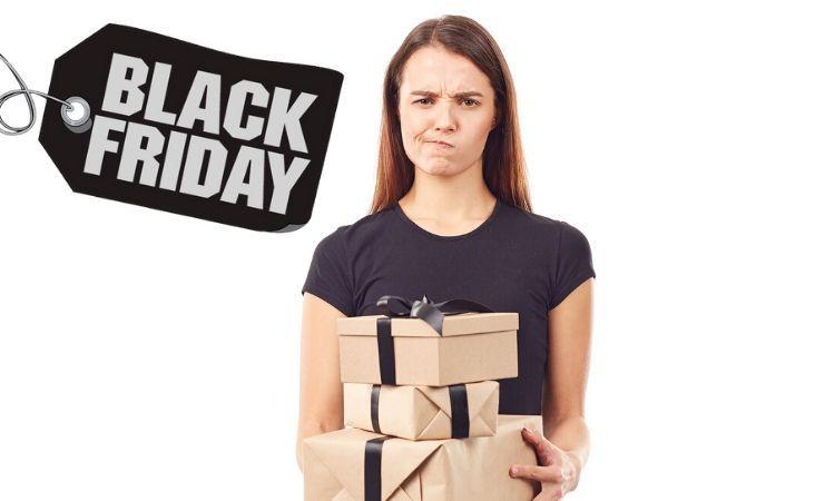 Solo el 9,23% de los productos bajaron de precio en el Black Friday