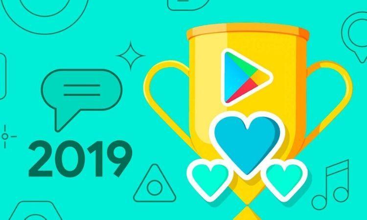 Top 10: las mejores apps del año según Google (2019)