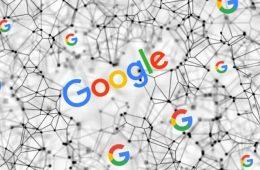 nueva actualización en google