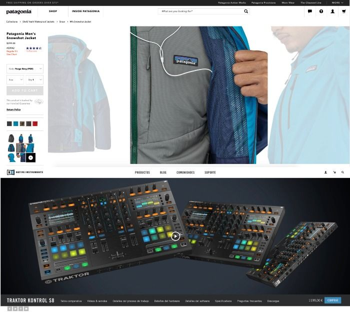 Ejemplo fotografia ecommerce