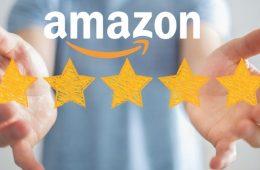 El número de valoraciones en Amazon no deja de subir... igual que la nota media de los productos