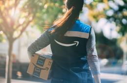 Amazon lanza entregas en solo unas horas gracias a una nueva red de minicentros logísticos