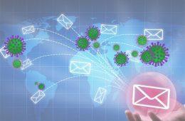 El coronavirus también puede infectar tu ordenador