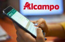 Cómo comprar en Alcampo vía WhatsApp