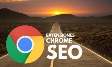 extensiones google chrome para seo