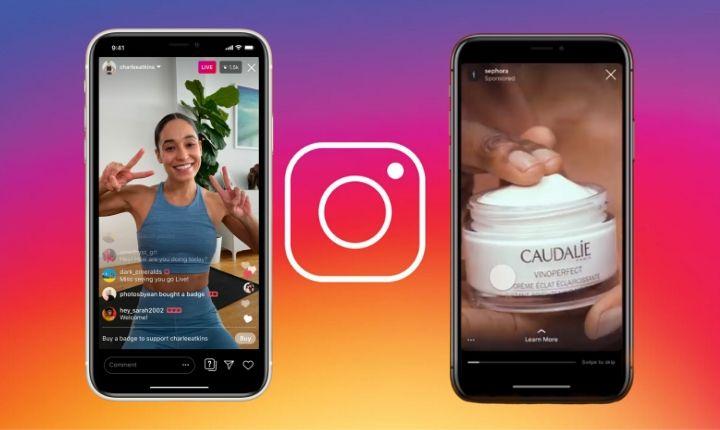 Instagram lanza nuevas herramientas de monetización para los creadores de contenido