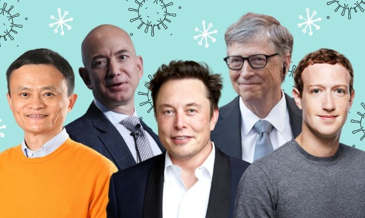 Zuckerberg, Musk, Bezos, Gates, Ma: así se enfrentan los grandes gurús digitales al coronavirus - Marketing 4 Ecommerce - Tu revista de marketing online para e-commerce