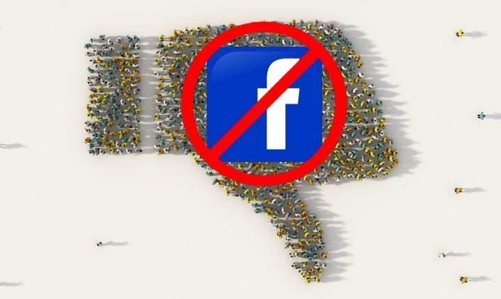 Por qué The North Face y otras grandes marcas en Estados Unidos llaman al boicot a Facebook