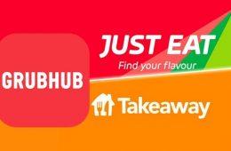 El gigante de la comida a domicilio JustEat Takeaway devora a Grubhub por 6.420 millones de euros