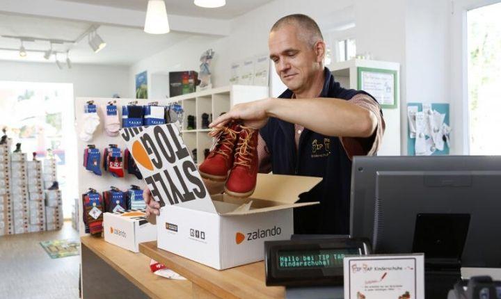 Zalando Connect llega a España: así es la apuesta del gigante alemán por los pequeños negocios locales