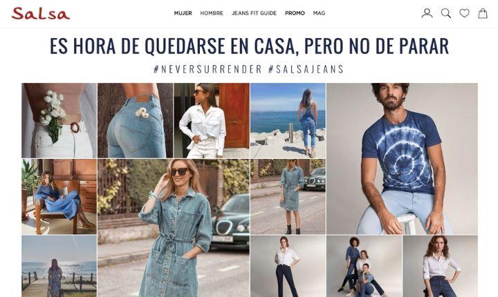 Cómo Salsa Jeans aumentó un 17% su conversion rate durante el confinamiento gracias al UGC