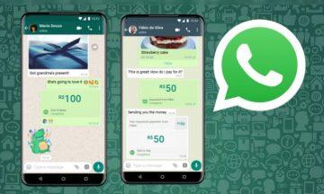 Brasil, primer país en estrenar el pago con WhatsApp: gratis para los usuarios y a través de Facebook Pay
