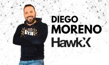 ENTREVISTA A DIEGO MORENO HAWK X