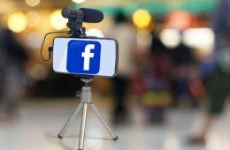 Facebook lanza nuevas funciones para potenciar los vídeos en directo