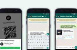 WhatsApp apuesta por los códigos QR para impulsar las ventas del pequeño comercio