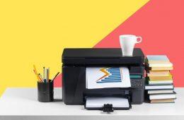 Las mejores impresoras para la vuelta al cole