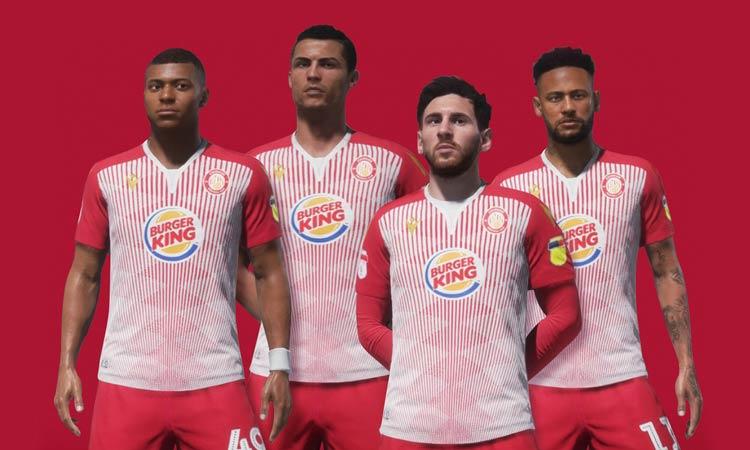 Burger King en el FIFA