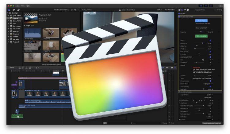 herramientas edición de vídeo