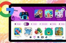 Google Kids Space, un nuevo e