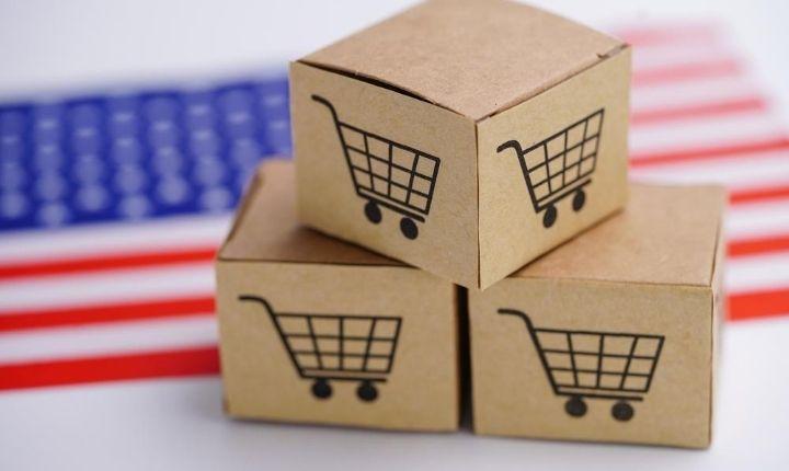 El eCommerce de Estados Unidos crece un 44,5% interanual en el Q2, el mayor registro de su historia