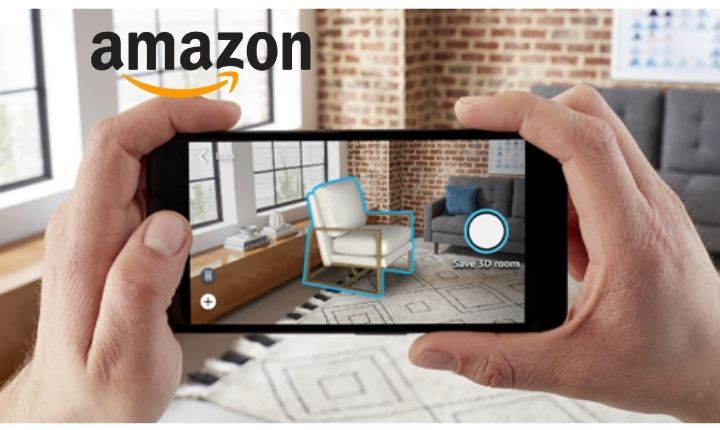 El nuevo Room Decorator de Amazon utiliza la realidad aumentada para que veas cómo quedarán tus nuevos muebles