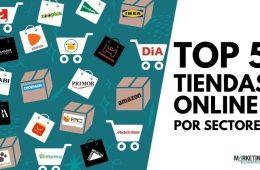 tiendas online que más venden en espana