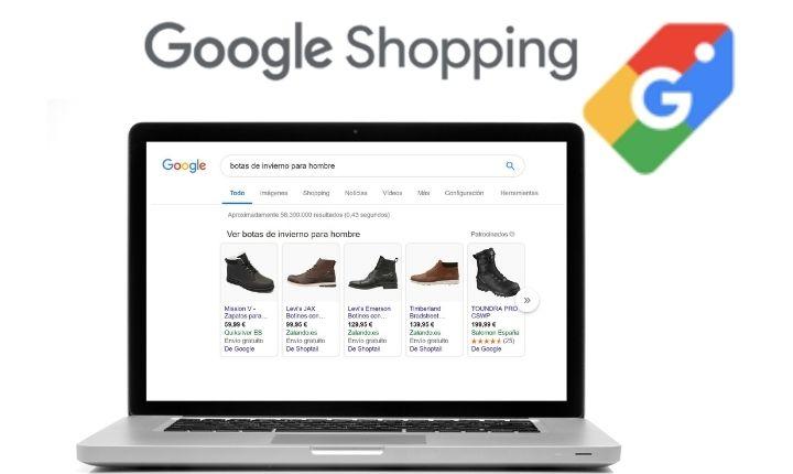 Google Shopping será gratuito en todo el mundo a partir de mediados de octubre