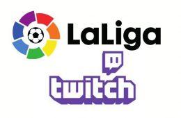 LaLiga también se pasa a Twitch